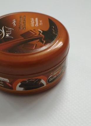 Jolly крем шоколадный 75 мл для тела лица увлажняющий косметик...
