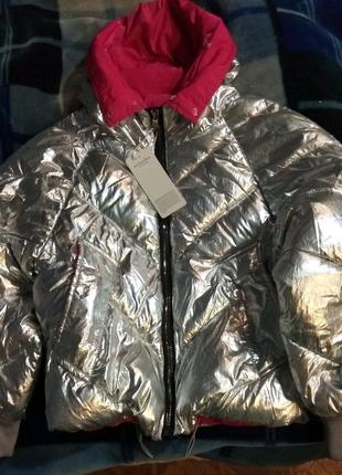 Стильная курточка женская