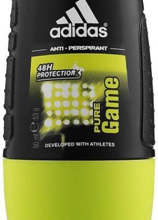 Adidas Pure Game Роликовый дезодорант