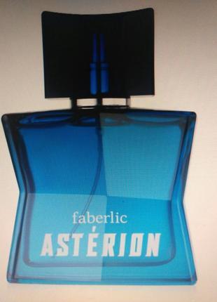 Для мужчин Asterion Faberlic/450гр
