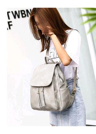 Рюкзак сумкаHiFlash.Прекрасно подойдет для повседневного ношен