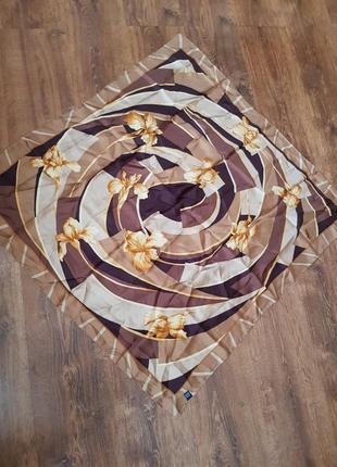 Шелковый платок jl италия