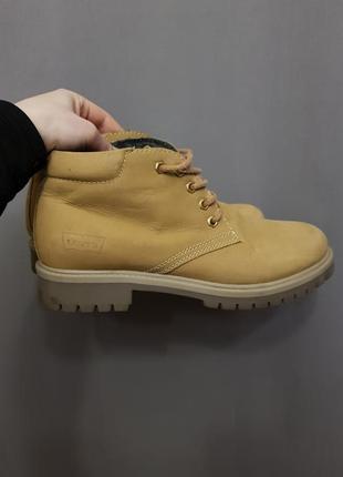 Мужские ботинки levi's
