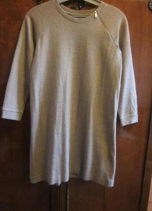 Шерстяное 60% платье cos размер. xs-s беж