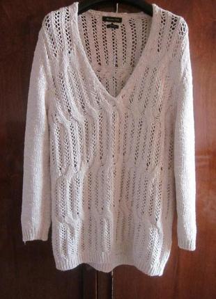 Фирменный свитер massimo dutti размер xs, состояние новое