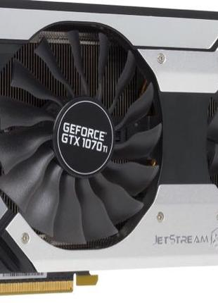 Видеокарта Palit GeForce GTX 1070 Ti SUPER JETSTREAM
