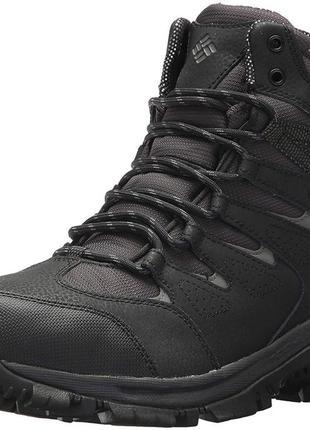 Теплые непромокаемые ботинки columbia gunnison omni-heat ориги...