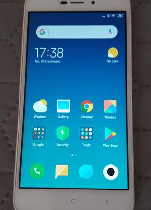 Смартфон Xiaomi Redmi 4A 2/32GB Gold 2-SIM