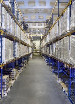 Ответственное хранение товара на складе B+ в Киеве, доставка
