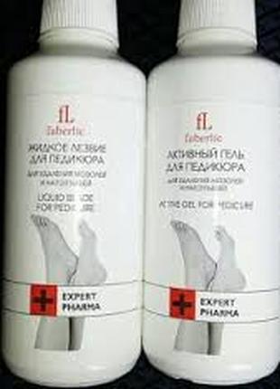 Активный Гель для ног Expert Pharma