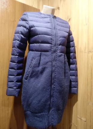 Пуховик пальто пуховая куртка