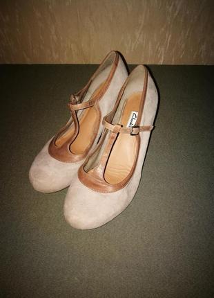 Туфлі clark's
