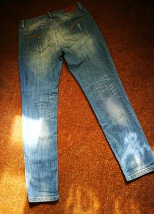 Джинси esprit slim denim jeans