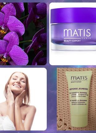 Matis reponse jeunesse avantage cream дневной крем против перв...