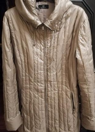 Зимова куртка нова жіноча 48р Zizu