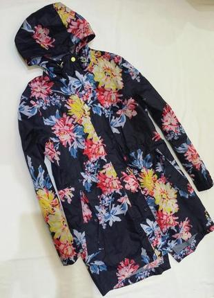 Женская верхняя одежда joules golightly parka waterproof packaway