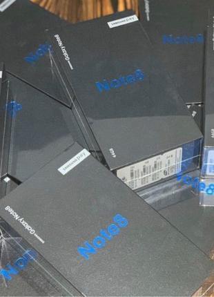 •Samsung Galaxy NOTE 8 (64gb) DUOS SM-N950FD