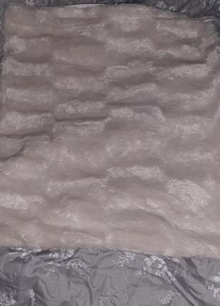 Наволочка меховая на подушку