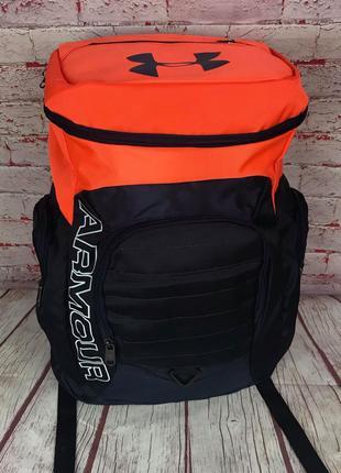 Мужской спортивный рюкзак Under Armour. Дорожный рюкзак. РК20-3