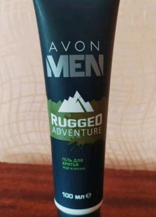 Мужской гель для бритья ( новый)