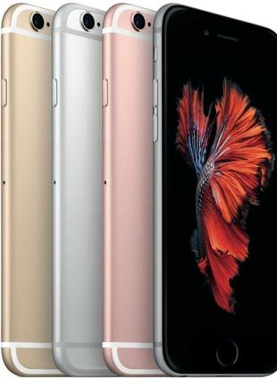 Смартфон APPLE IPHONE 6S 16GB - Rose Gold - Gold