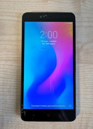 Смартфоны Xiaomi Redmi Note 2 16 Gb Уценка