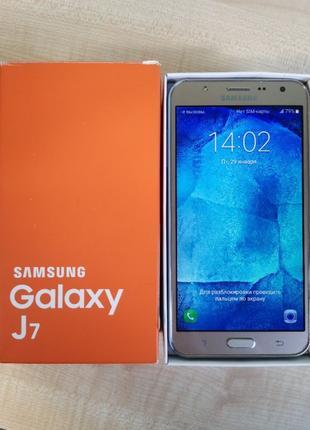 Смартфоны Samsung Galaxy J7 J700H Уценка