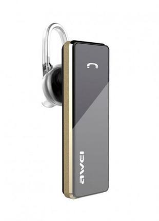 Беспроводная Bluetooth гарнитура Awei A850 BL