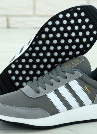 Мужские Кроссовки Adidas Iniki(41-44р)