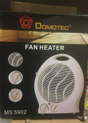 Тепловентилятор domotec