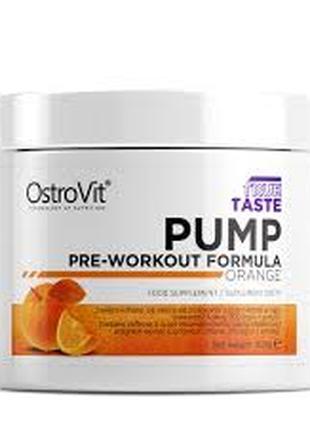 Предтренировочний комплекс OstroVit Pump Pre-Workout (300 )