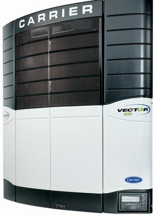 Холодильный агрегат Carrier Vector по запчастям