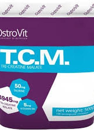 Креатин OstroVit T.C.M. 500 g /200 servings/