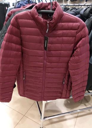 Куртка демисезонная стёганая короткая