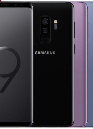 Смартфон Samsung Galaxy S9+ SM-G960U - Black
