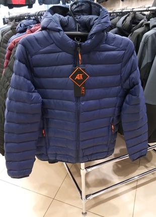 Куртка демисезонная стёганая, дутик