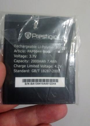 Аккумуляторы для мобильных телефонов Prestigio