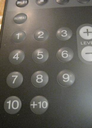 Пульт Sony к автомагнитоле