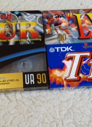 Аудиокассеты (cassette) - 19