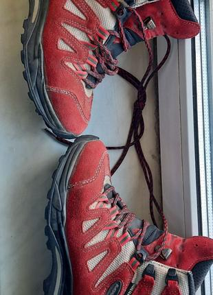 Трекинговые ботинки Lowa Khumbu GTX р.36 как Scarpa Asolo Meindl