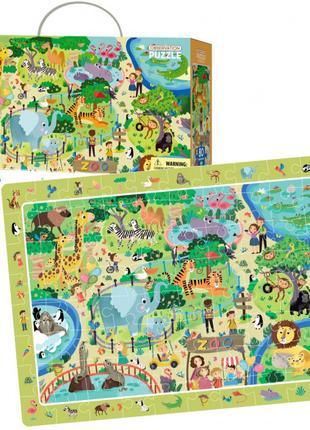 Пазлы Зоопарк Додо 80 элементов