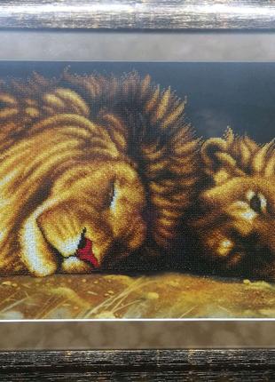 Картина бисером (картина бісером) Вишита чеським бісером Presiora
