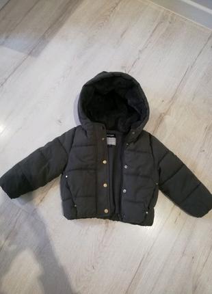 Куртка дитяча, тепла, зимова