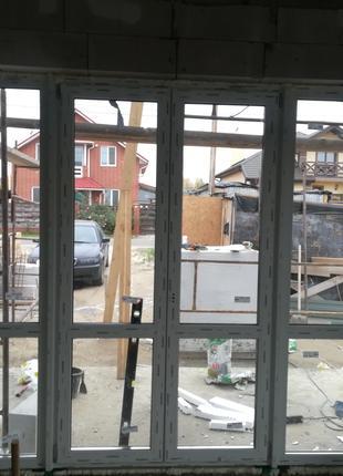 Пластиковые окна, двери, балконы, москитные сетки