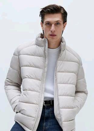 Крутая мужская куртка zara