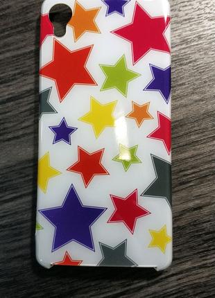 Чехол Valenta для Sony Xperia X F5122 stars