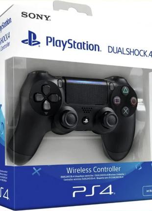Джойстик для playstation. Беспроводной Геймпад Dualshok PS4 (PS3)