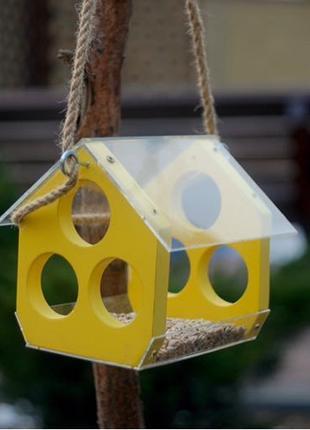 Годівнички для пташок