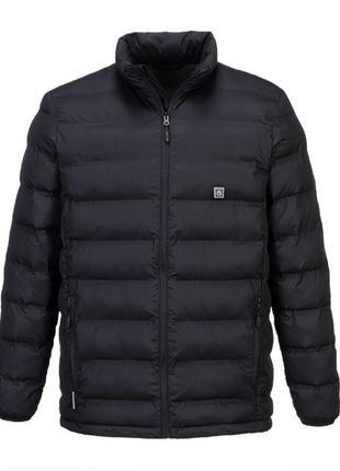 Куртка с подогревом Ultrasonic Tunnel Черный S547 (Ирландия)
