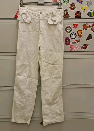 Шикарнейшие белые брюки